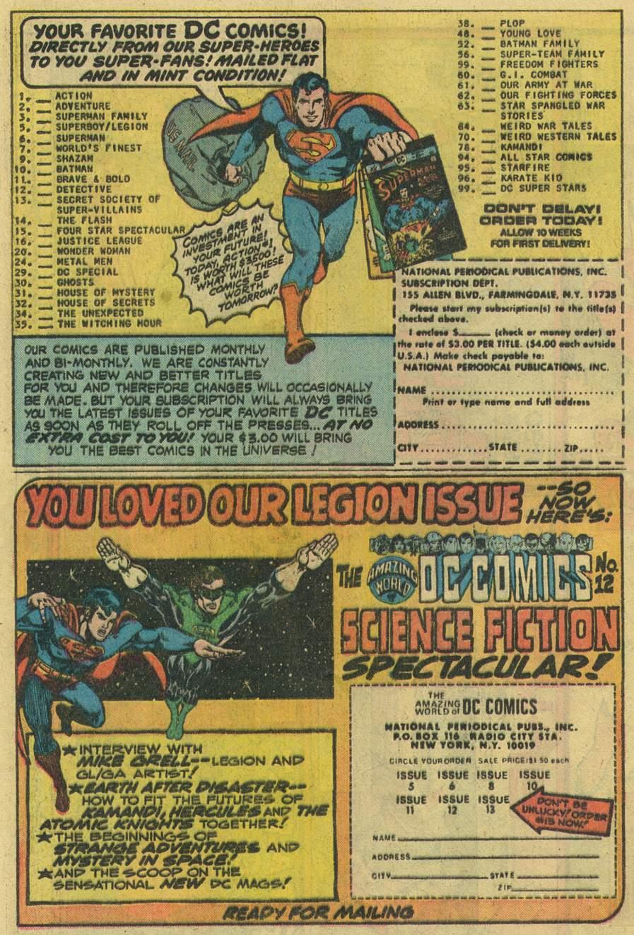 Read online Adventure Comics (1938) comic -  Issue #448 - 19