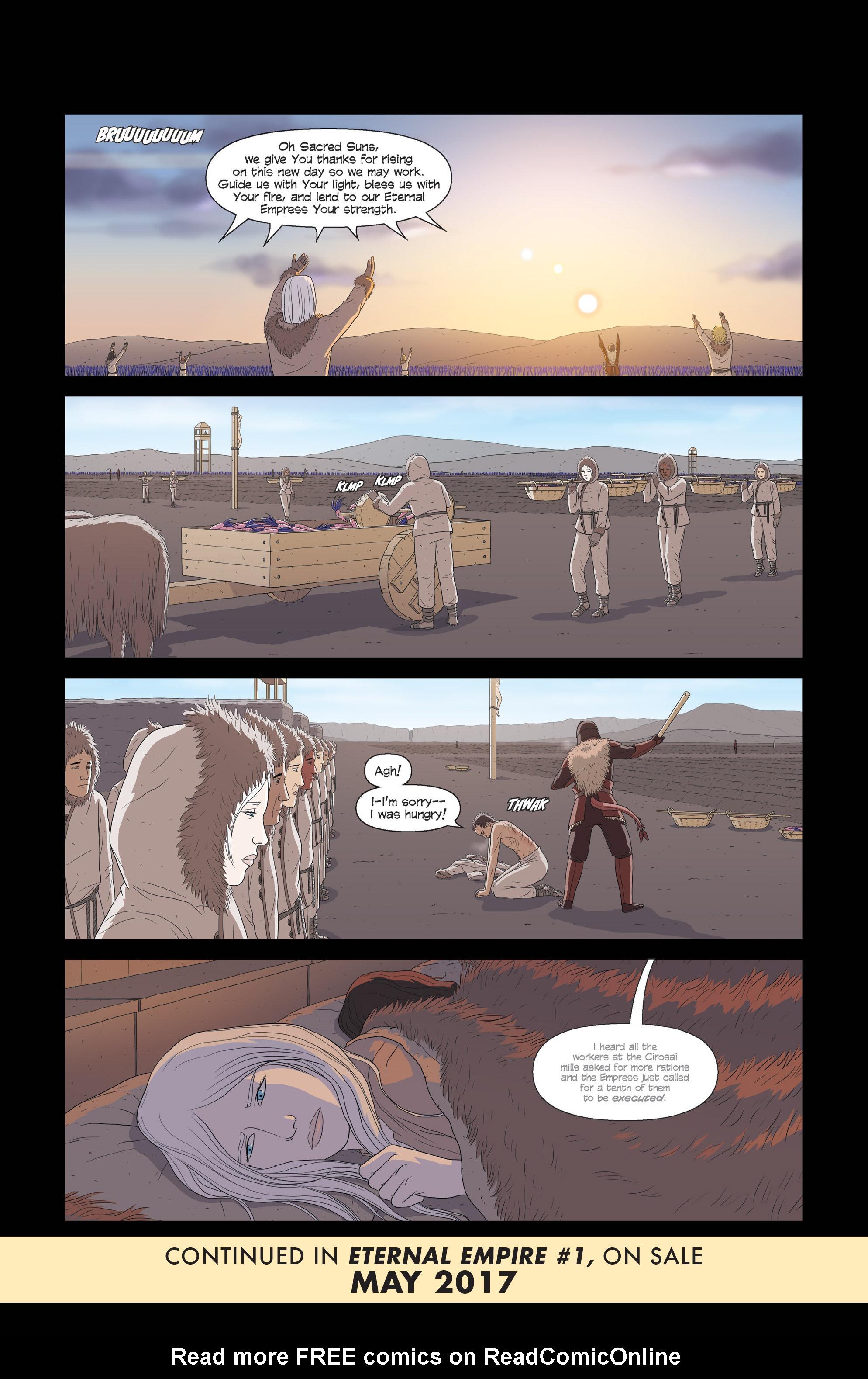 Read online Ringside comic -  Issue #10 - 26