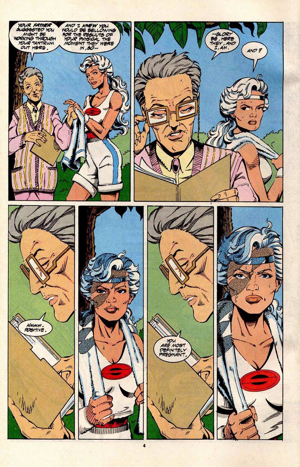 Read online Silver Sable and the Wild Pack comic -  Issue #31 - 5
