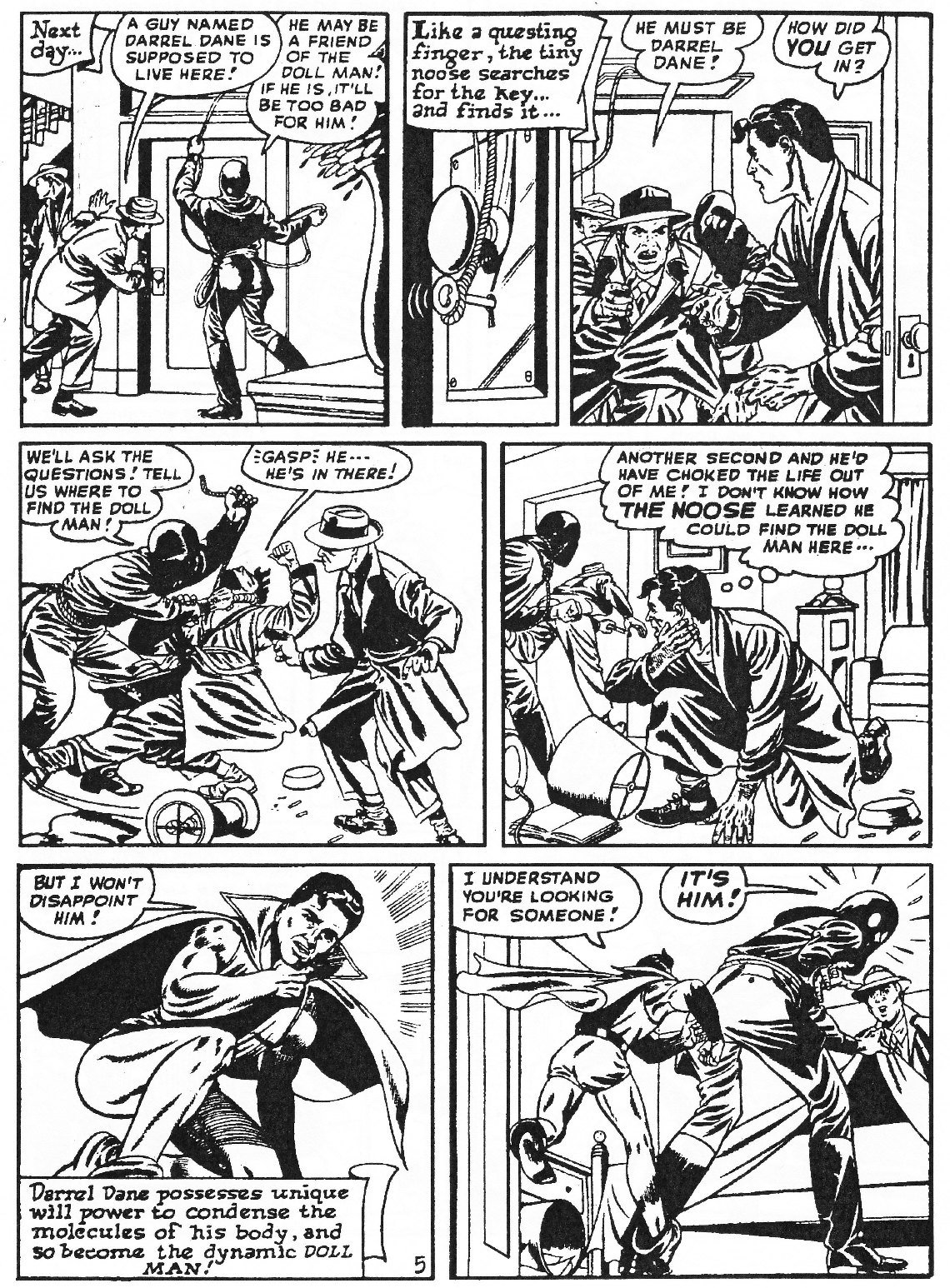 Read online Men of Mystery Comics comic -  Issue #81 - 8