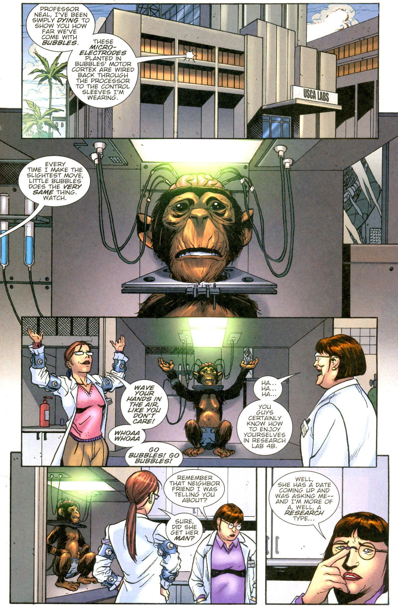 Read online The Exterminators comic -  Issue #11 - 5