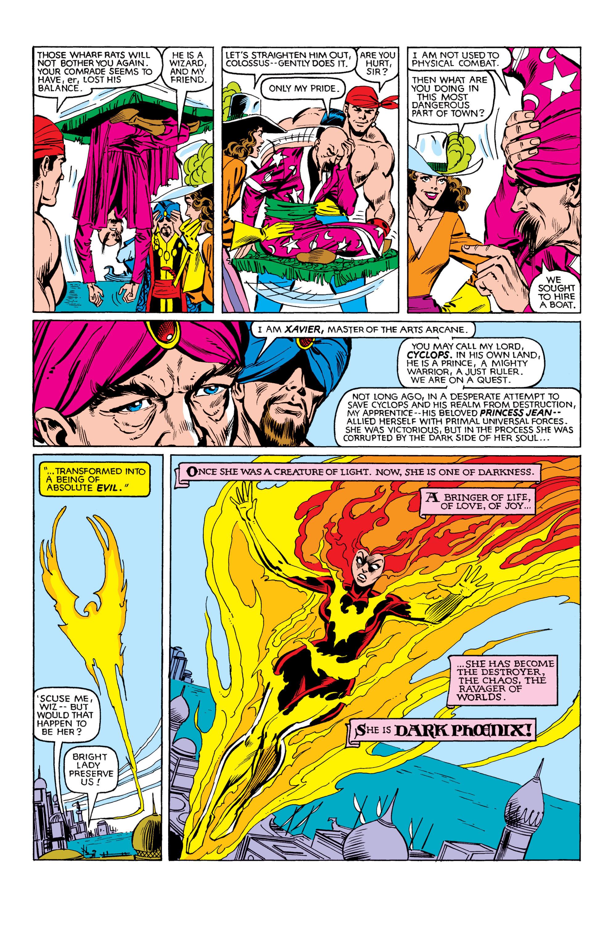 Read online Uncanny X-Men (1963) comic -  Issue #153 - 8
