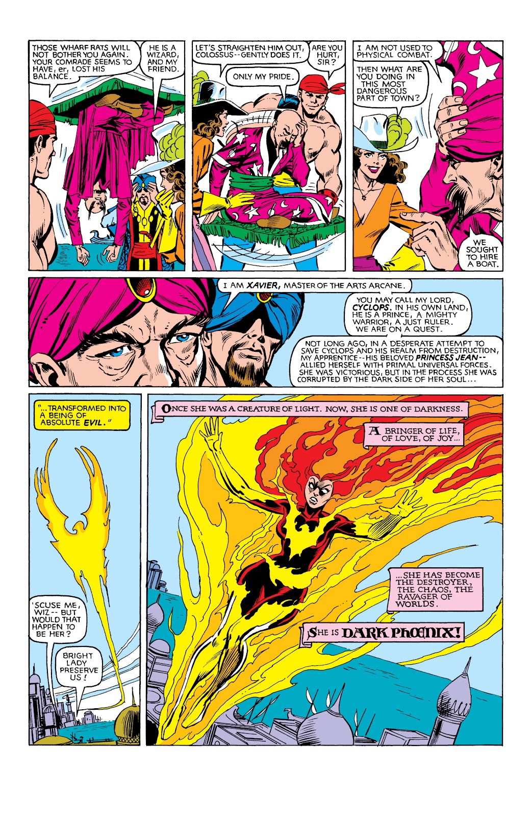 Uncanny X-Men (1963) issue 153 - Page 8
