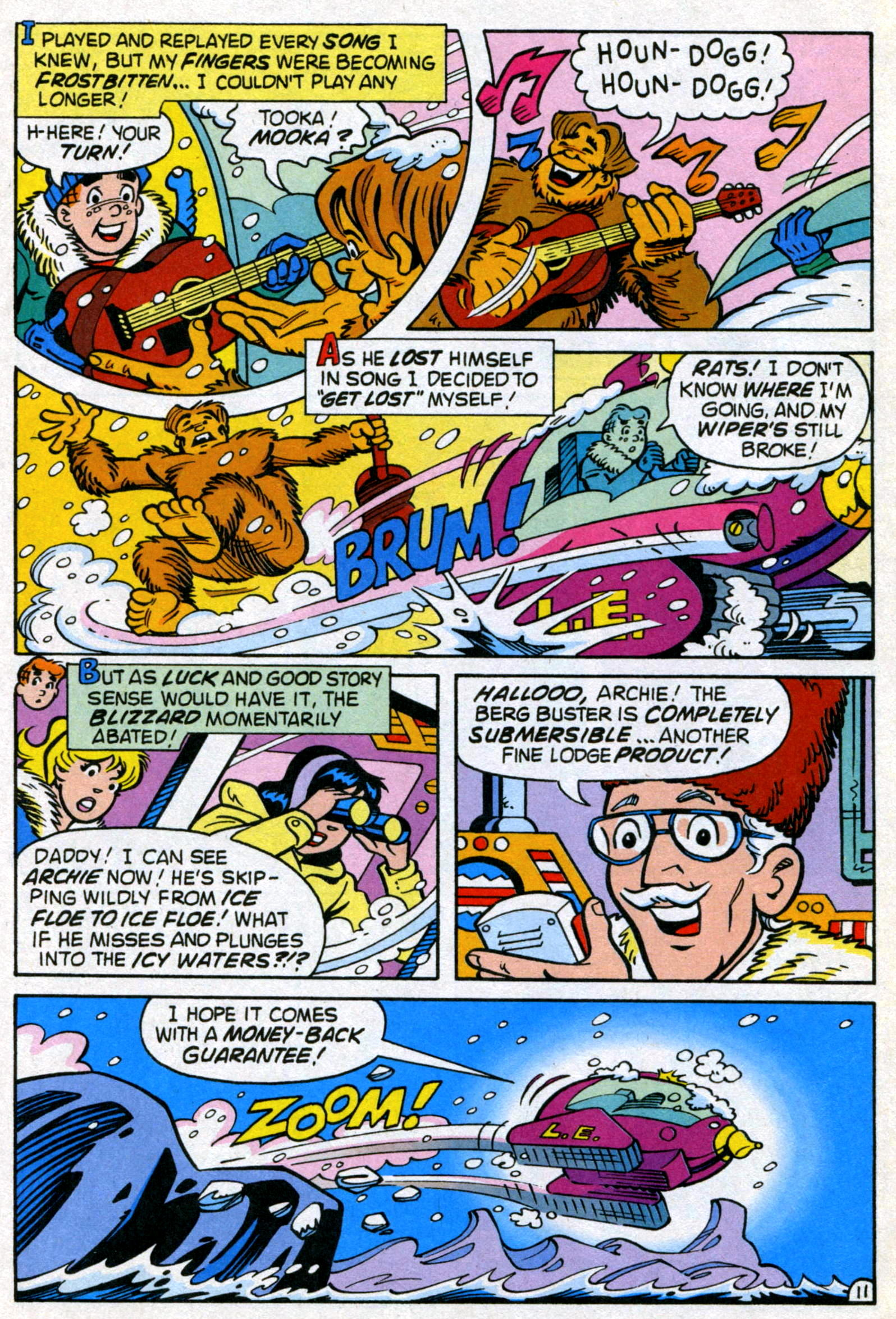 Read online World of Archie comic -  Issue #22 - 14