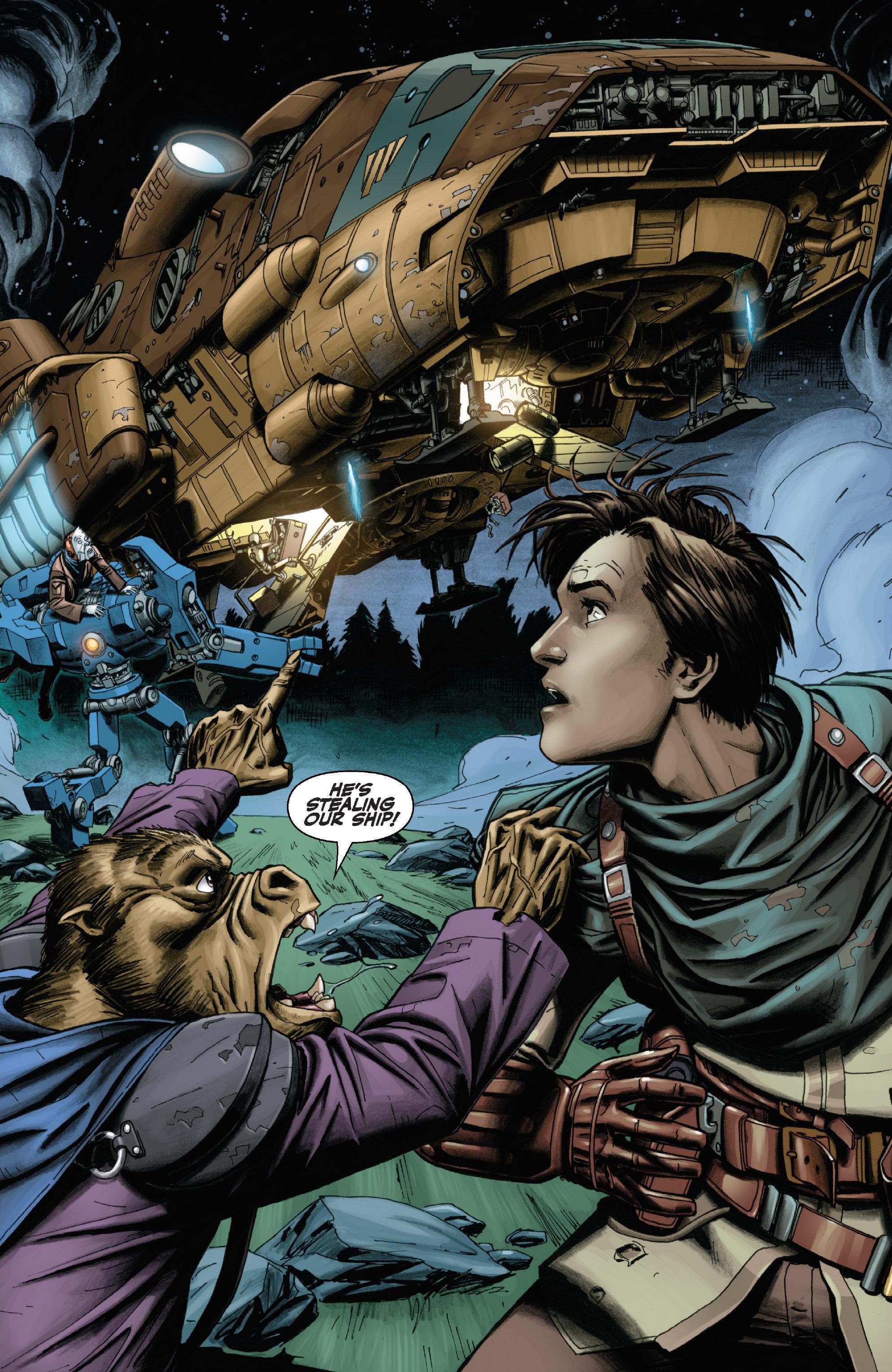 Read online Star Wars Omnibus comic -  Issue # Vol. 29 - 163