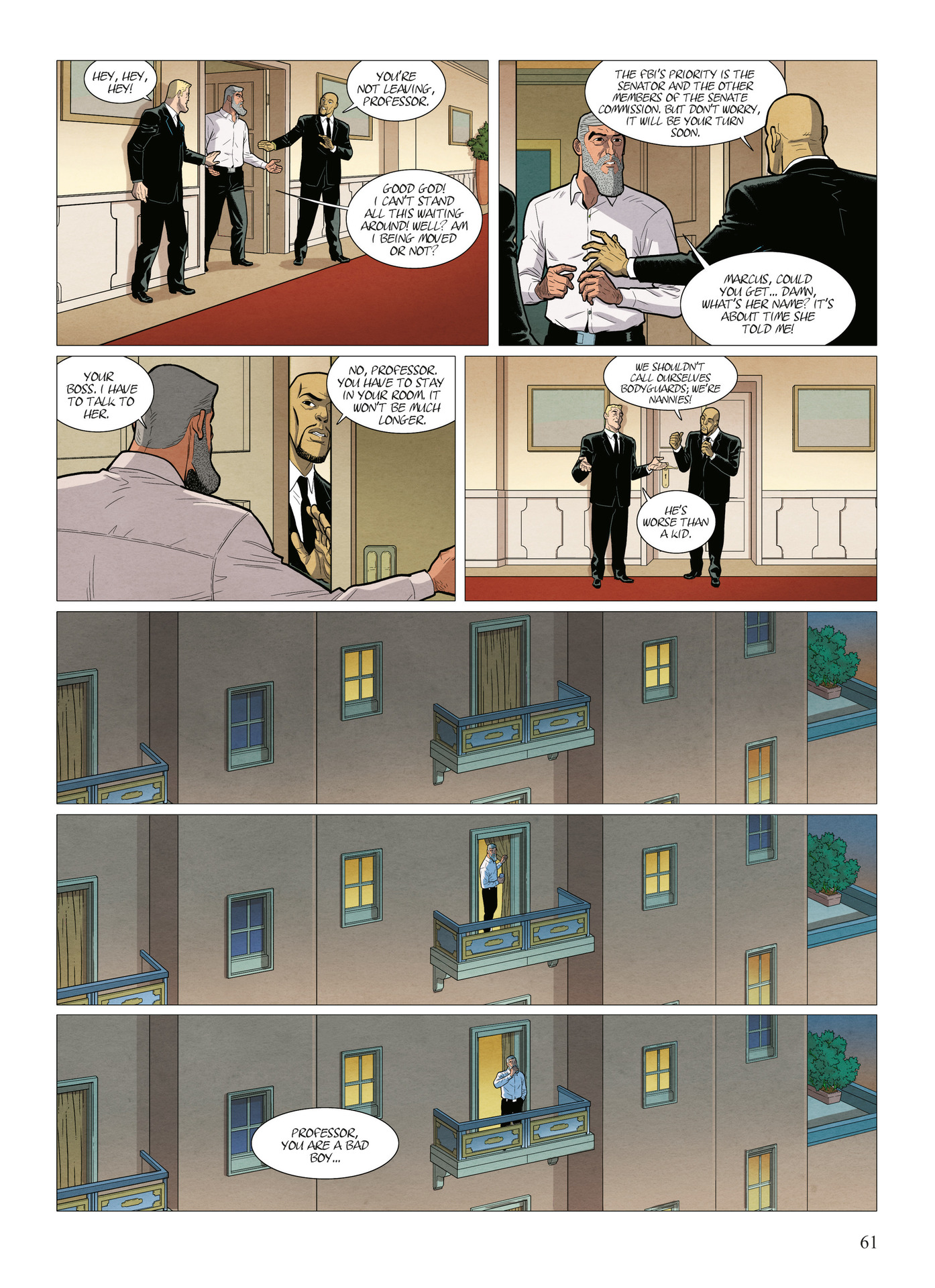 Read online Alter Ego comic -  Issue #10 - 62