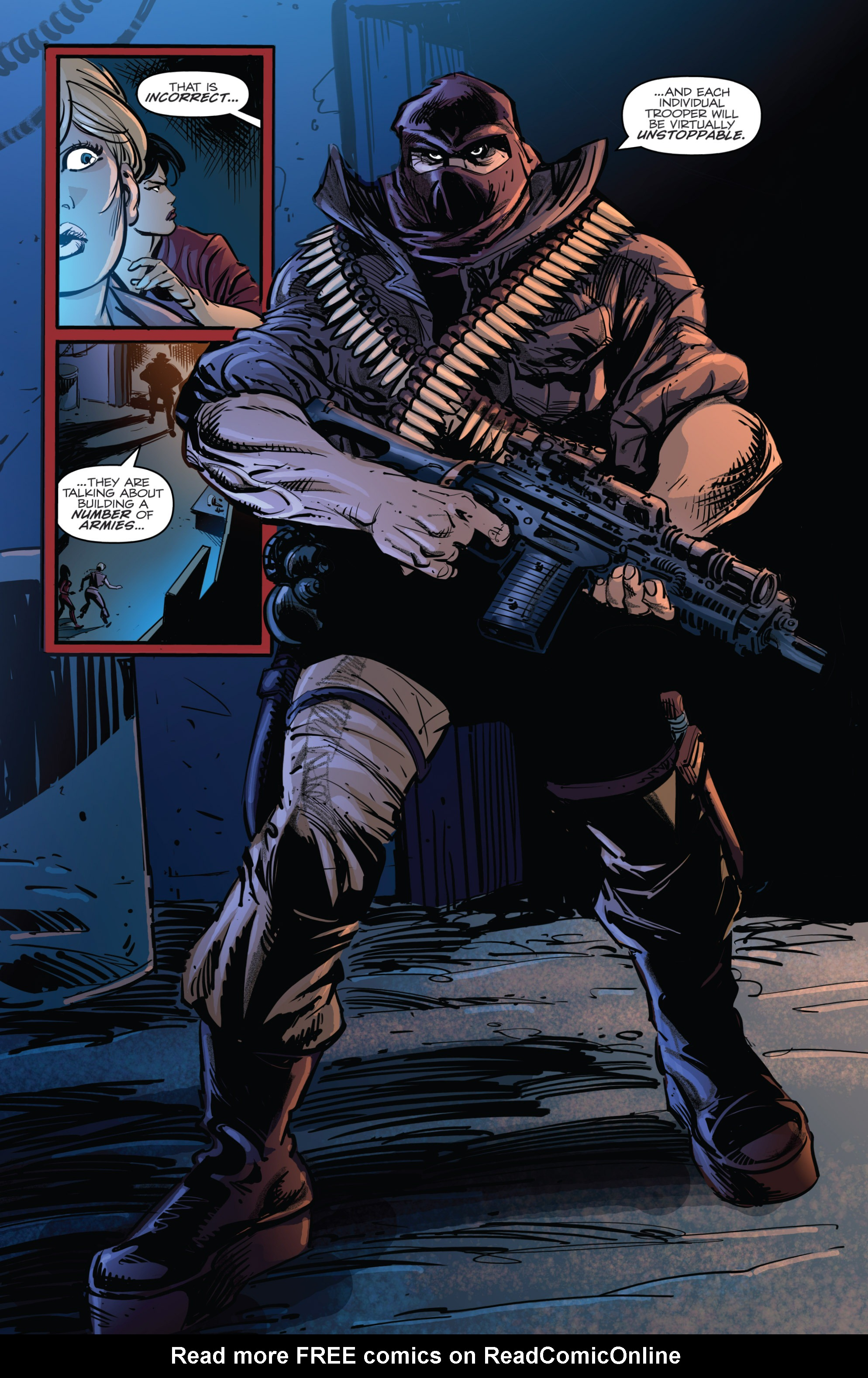 G.I. Joe: A Real American Hero 193 Page 20