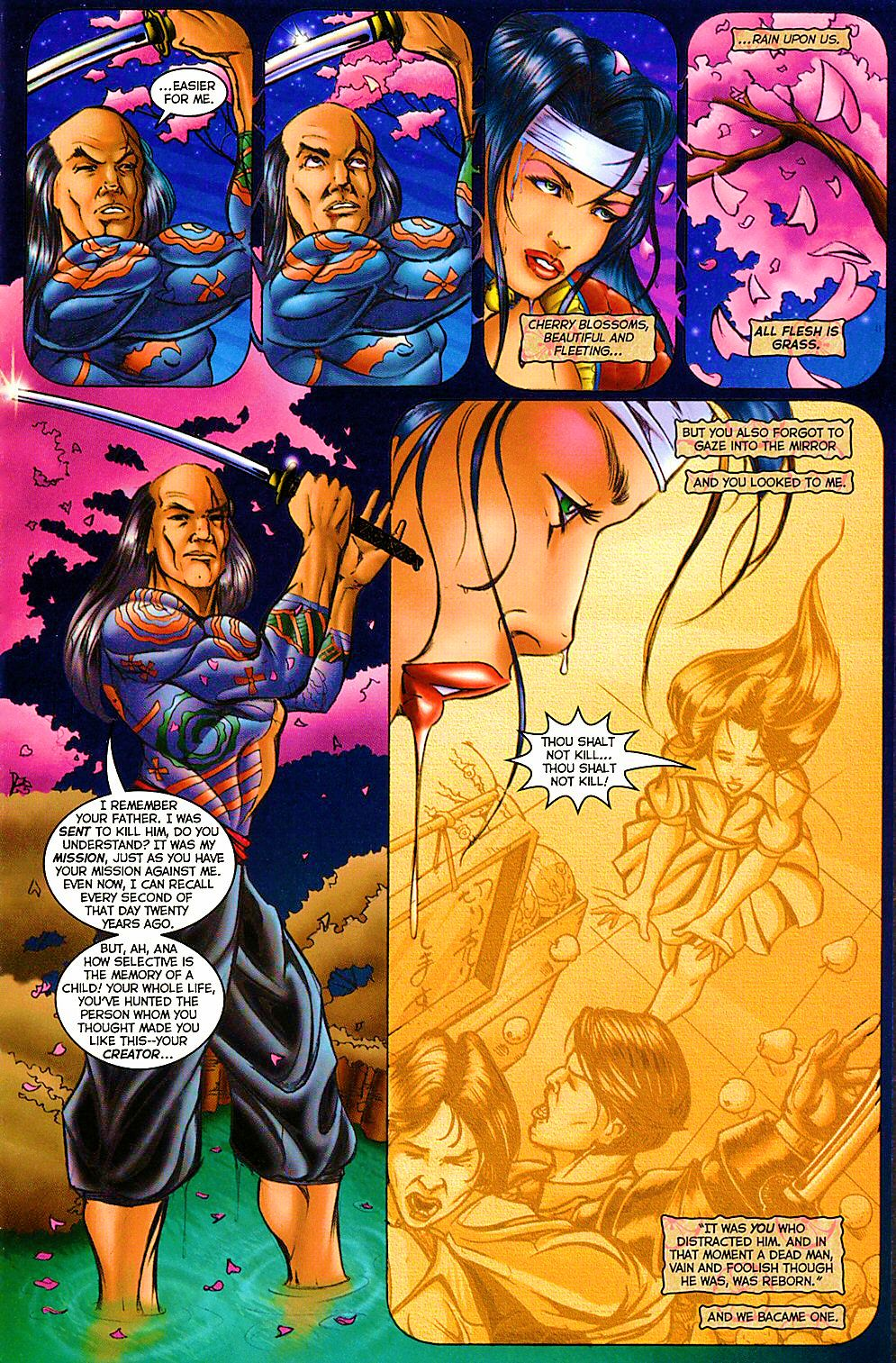 Read online Shi: The Way of the Warrior comic -  Issue #12 - 19
