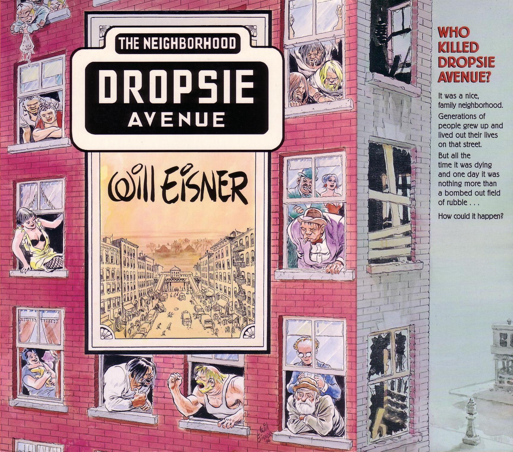 Read online Dropsie Avenue, The Neighborhood comic -  Issue # Full - 1