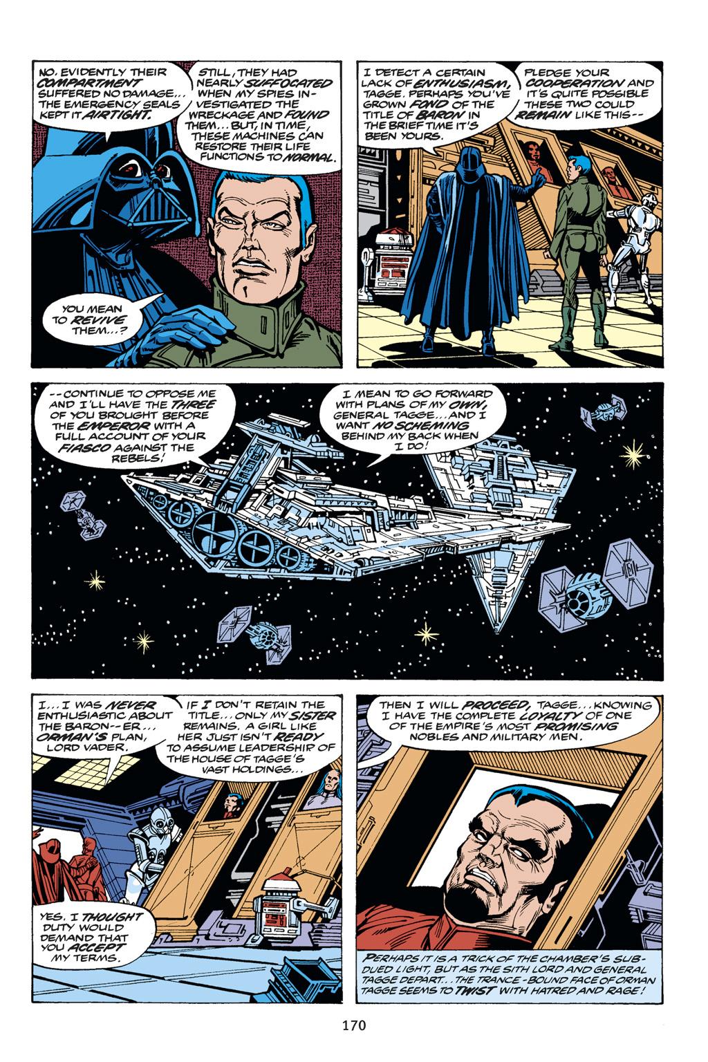 Read online Star Wars Omnibus comic -  Issue # Vol. 14 - 169