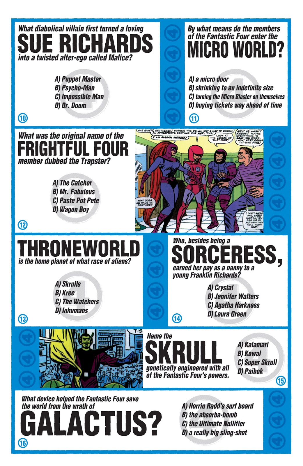Read online Fantastic Four: The Legend comic -  Issue # Full - 38