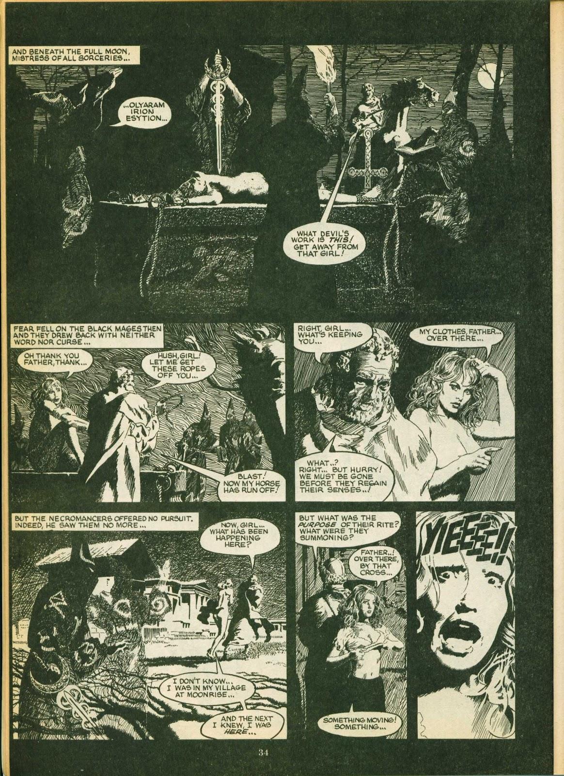Warrior Issue #4 #5 - English 34