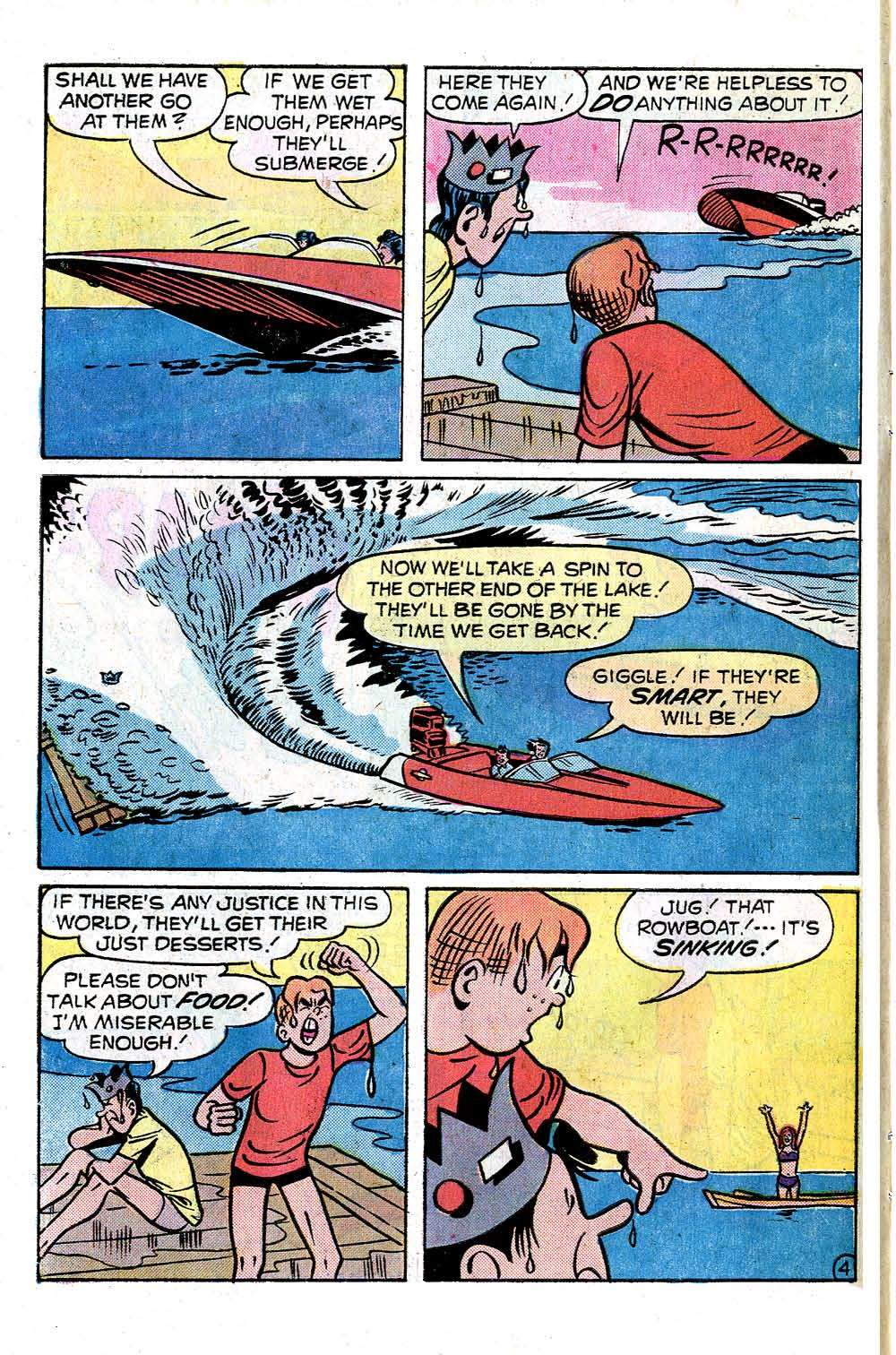 Read online Archie (1960) comic -  Issue #248 - 6