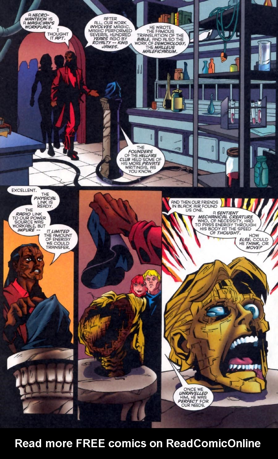 Excalibur (1988) issue 99 - Page 13