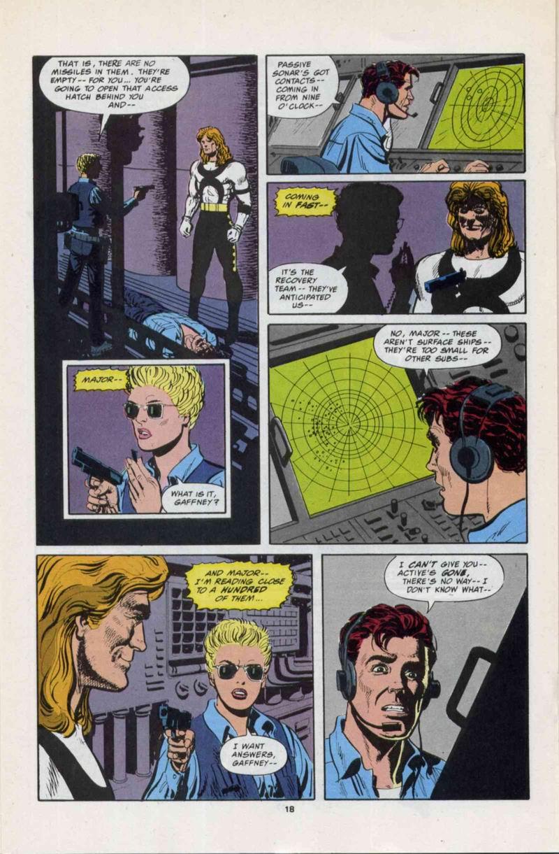 Read online Doctor Zero comic -  Issue #6 - 20
