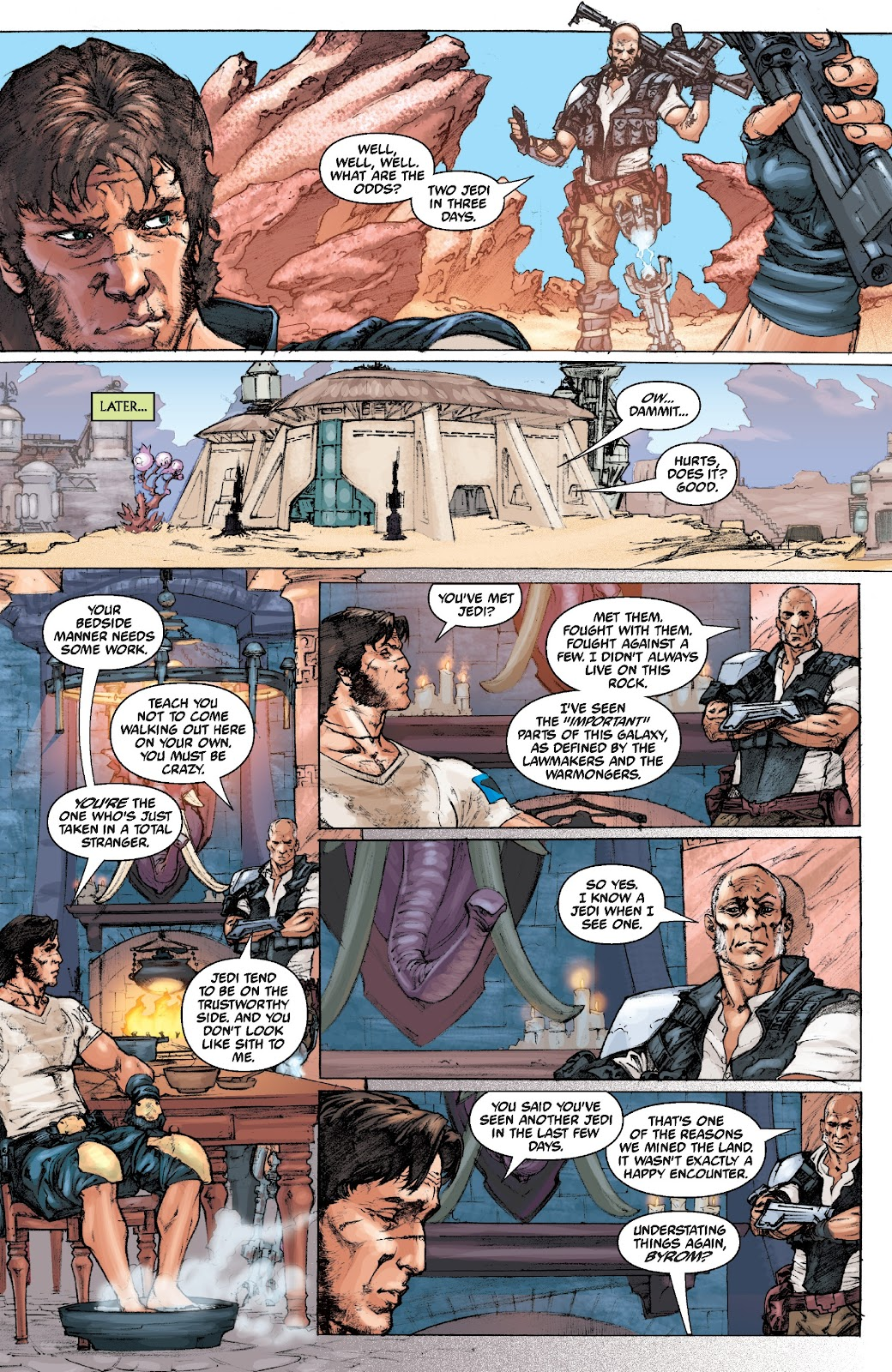 Read online Star Wars Legends Epic Collection: The Menace Revealed comic -  Issue # TPB (Part 5) - 33