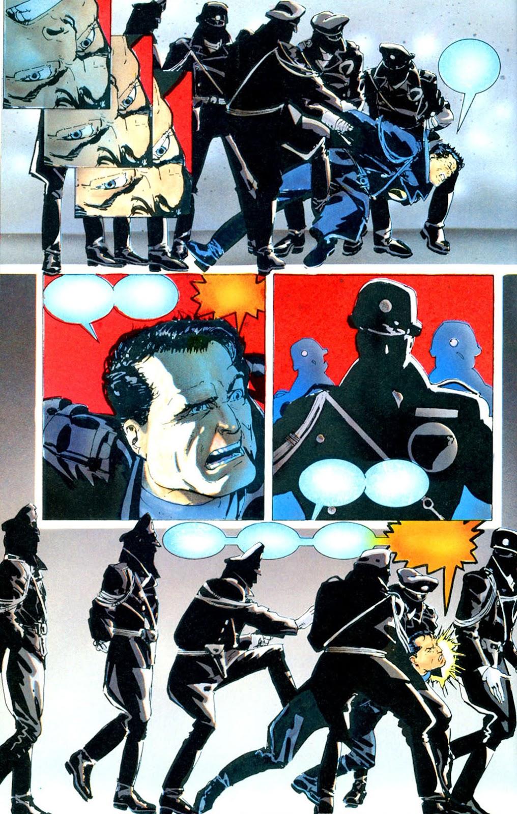Blackhawk (1988) issue 1 - Page 16