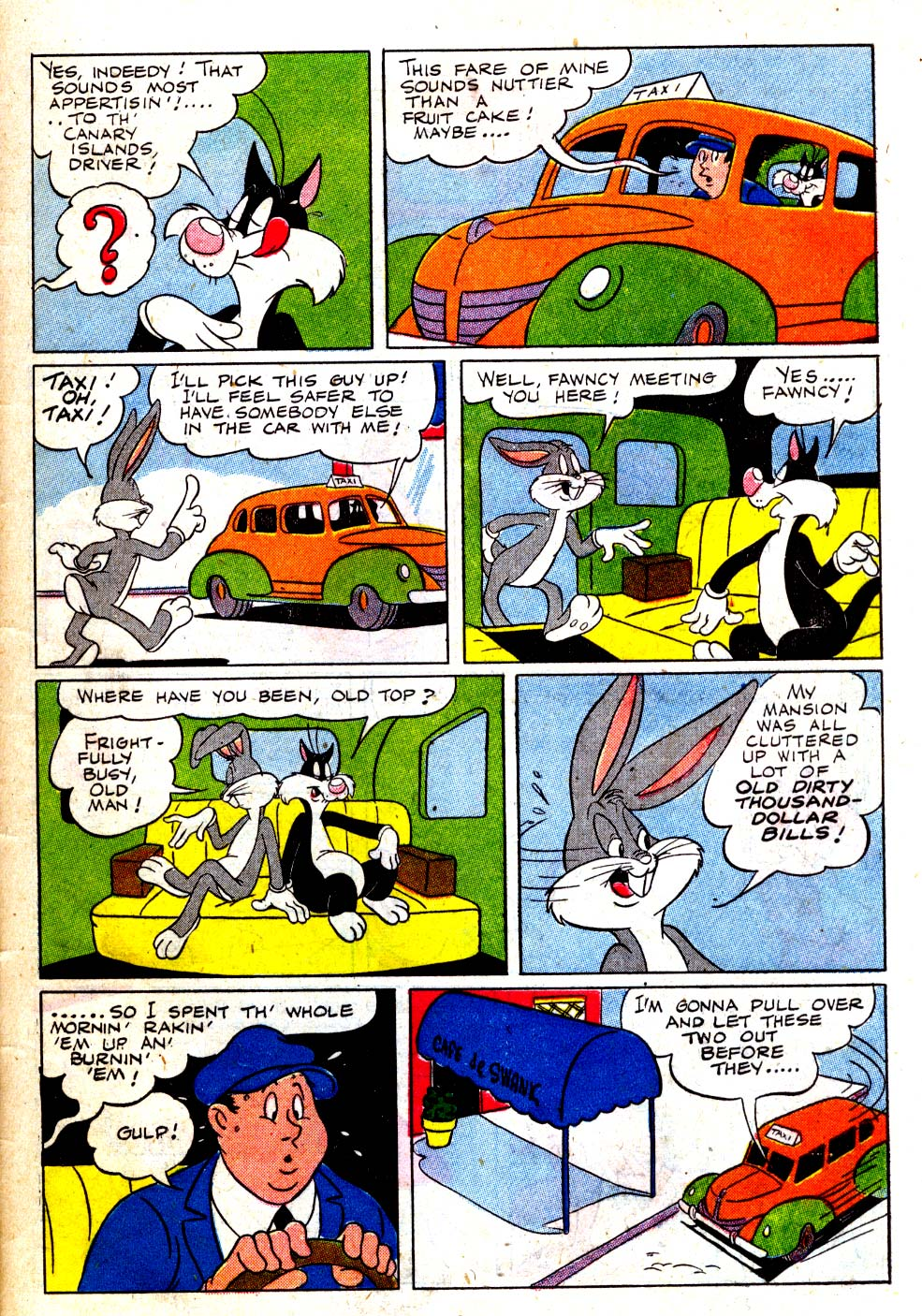 Four Color Comics issue 281 - Page 47