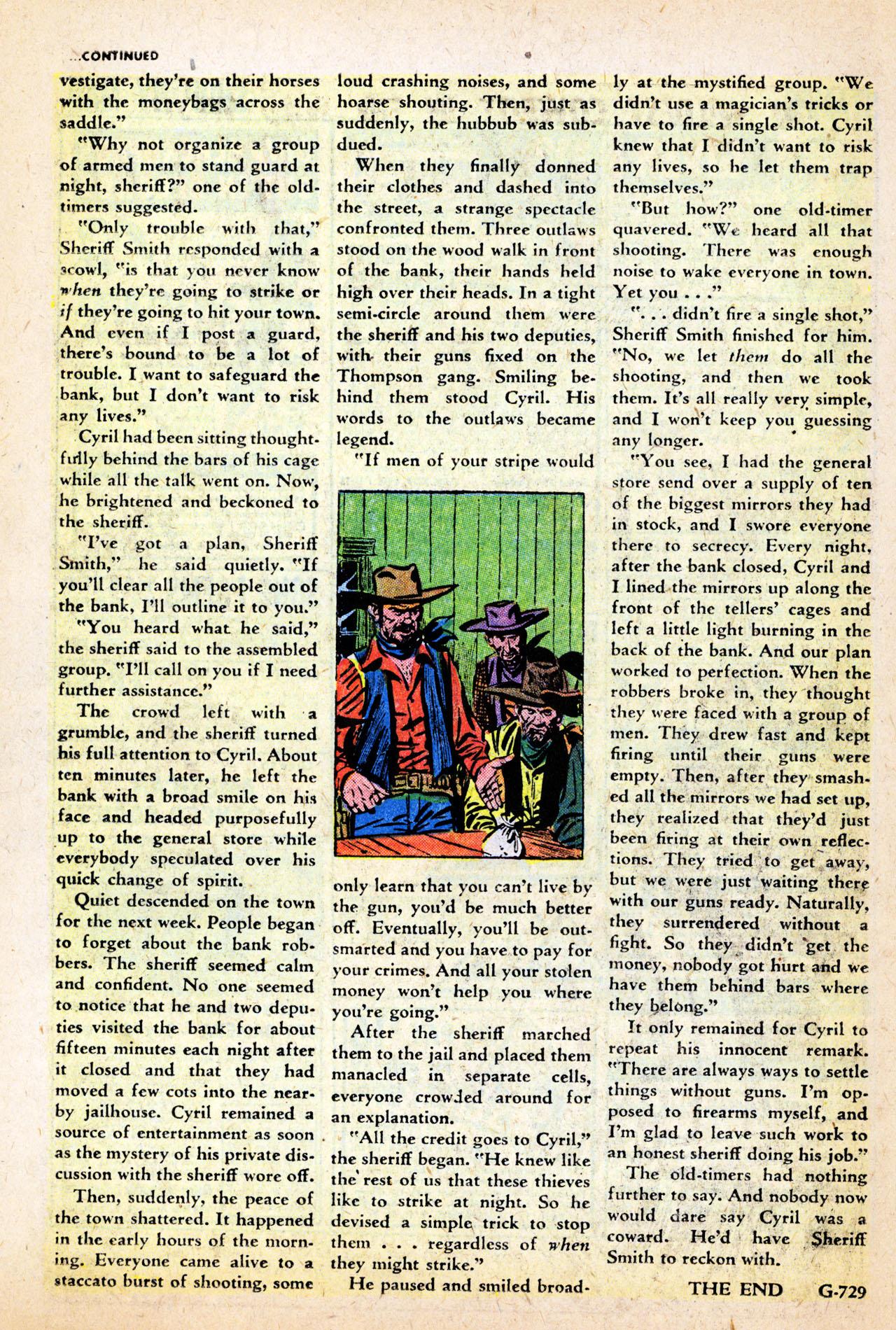 Read online Two-Gun Kid comic -  Issue #26 - 25