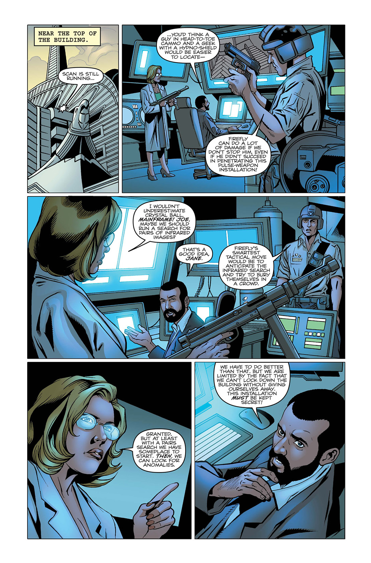 G.I. Joe: A Real American Hero 169 Page 10