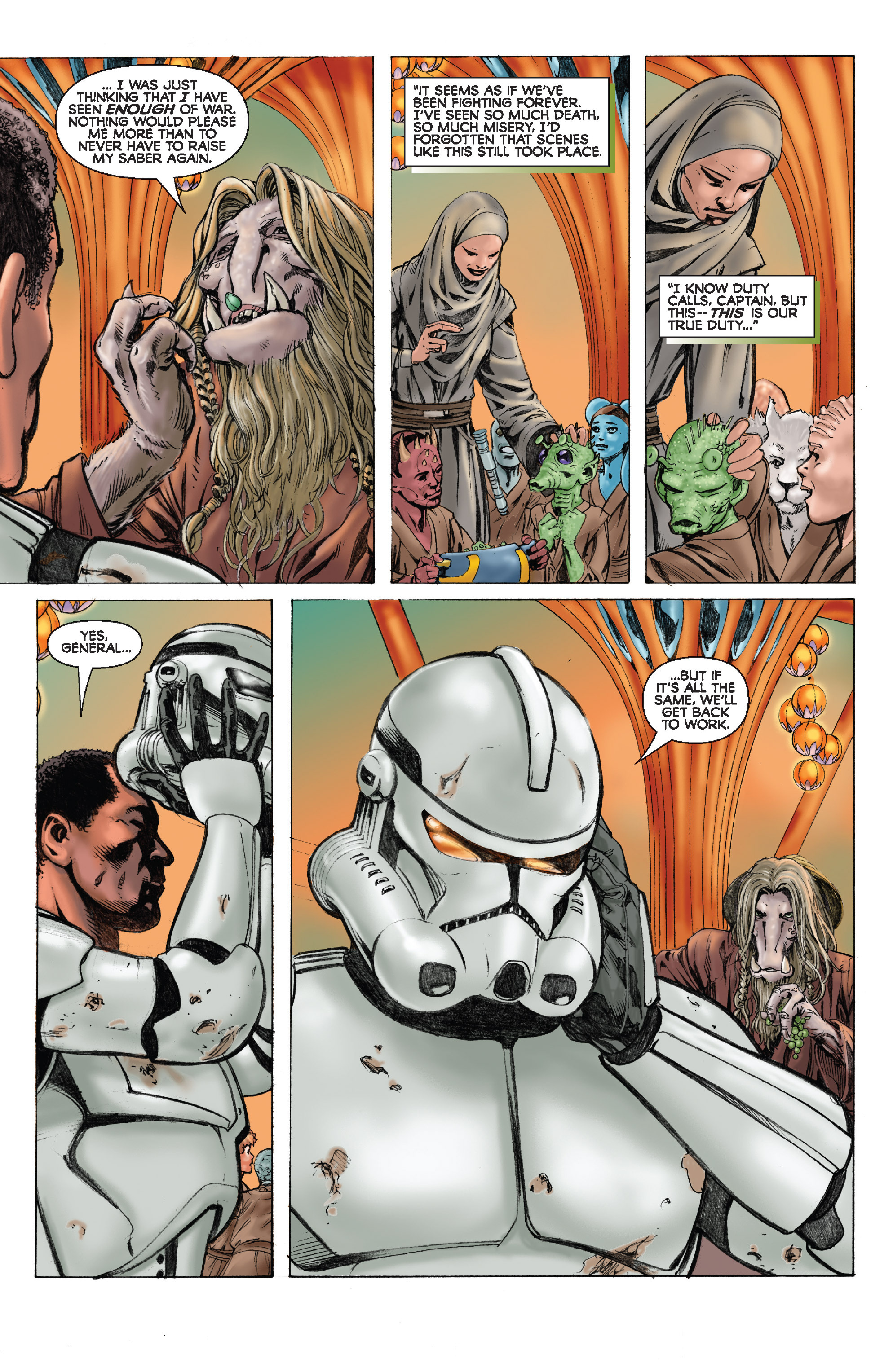 Read online Star Wars Omnibus comic -  Issue # Vol. 31 - 176