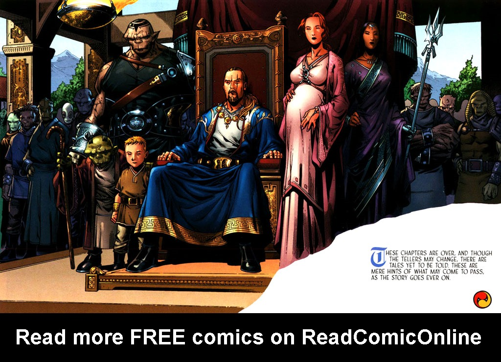 Read online Scion comic -  Issue #39 - 14