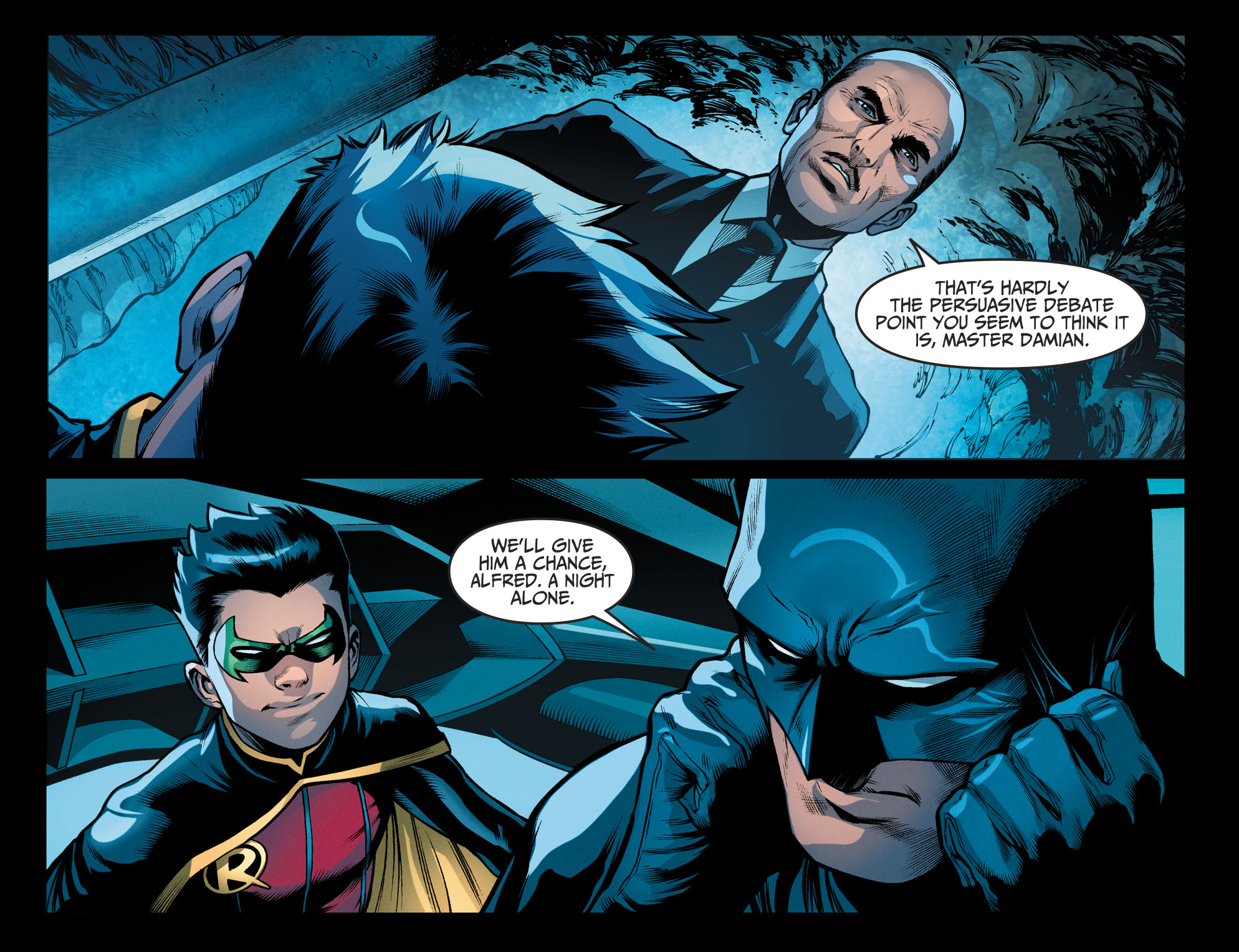 Read online Injustice 2 comic -  Issue #8 - 8