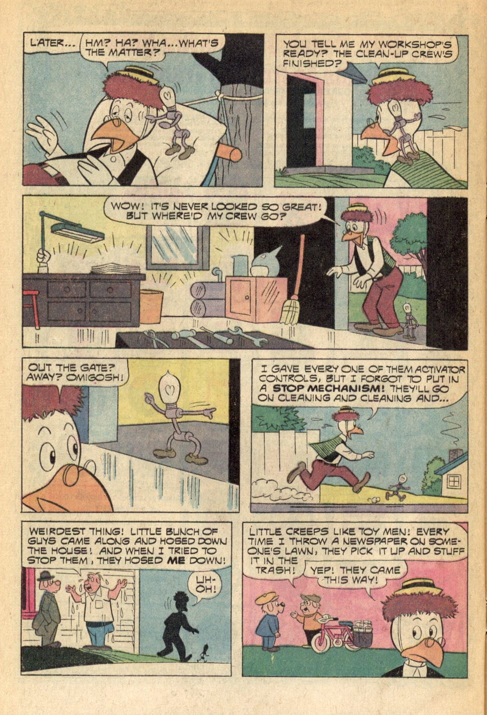 Read online Uncle Scrooge (1953) comic -  Issue #101 - 20