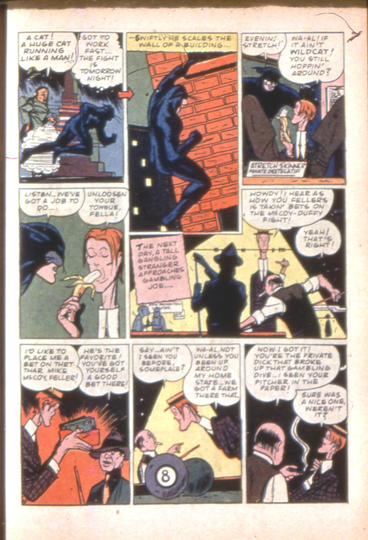 Read online Sensation (Mystery) Comics comic -  Issue #7 - 61