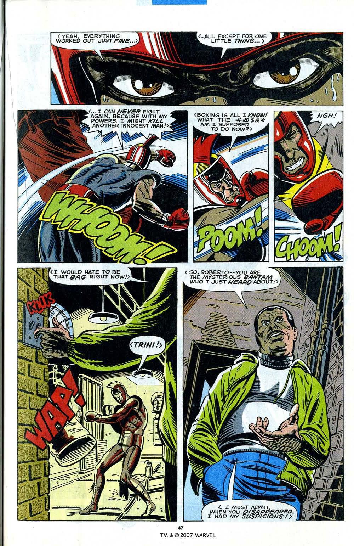 Read online Captain America (1968) comic -  Issue # _Annual 12 - 49
