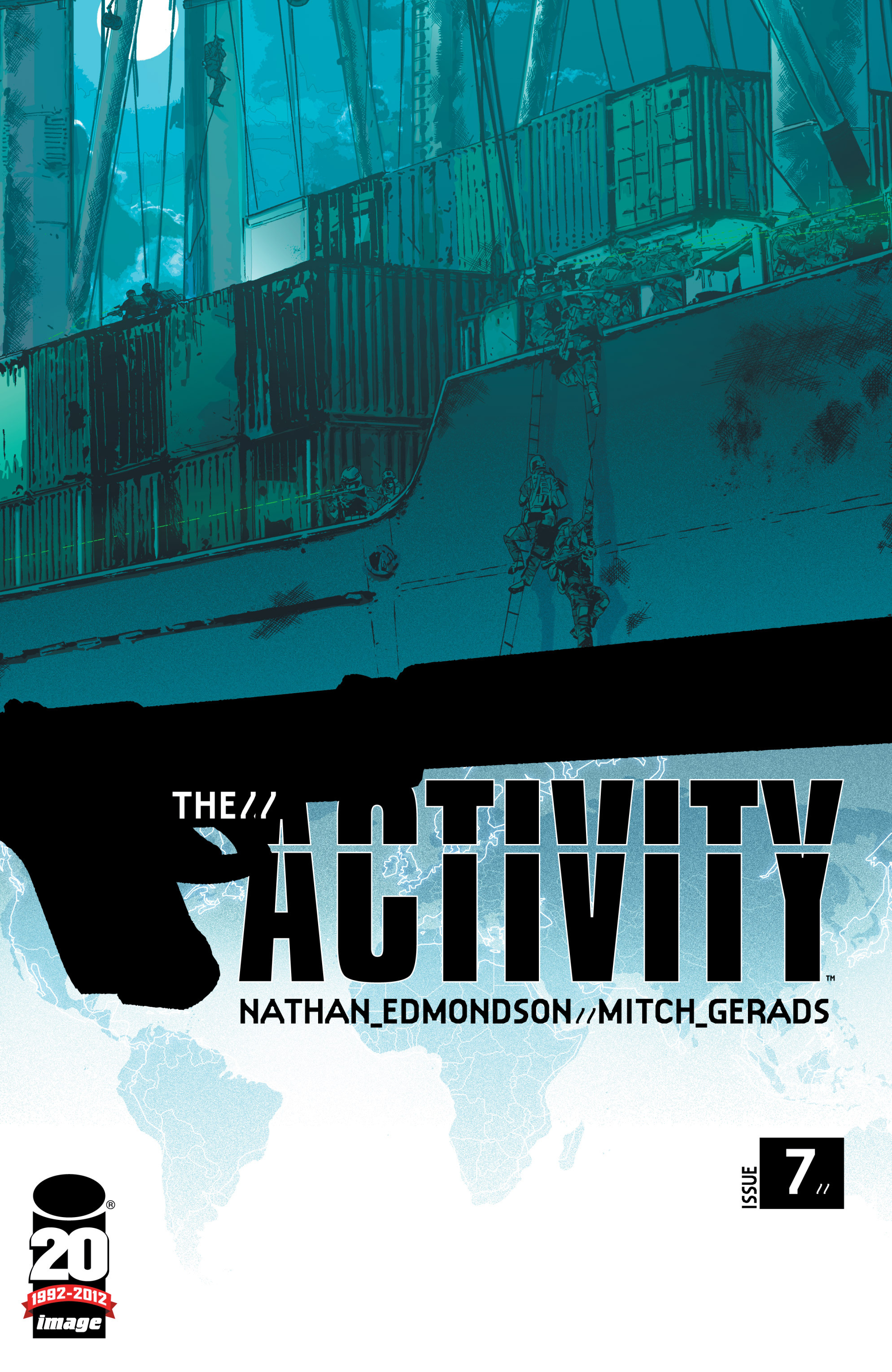 Read online The Activity comic -  Issue #7 - 1