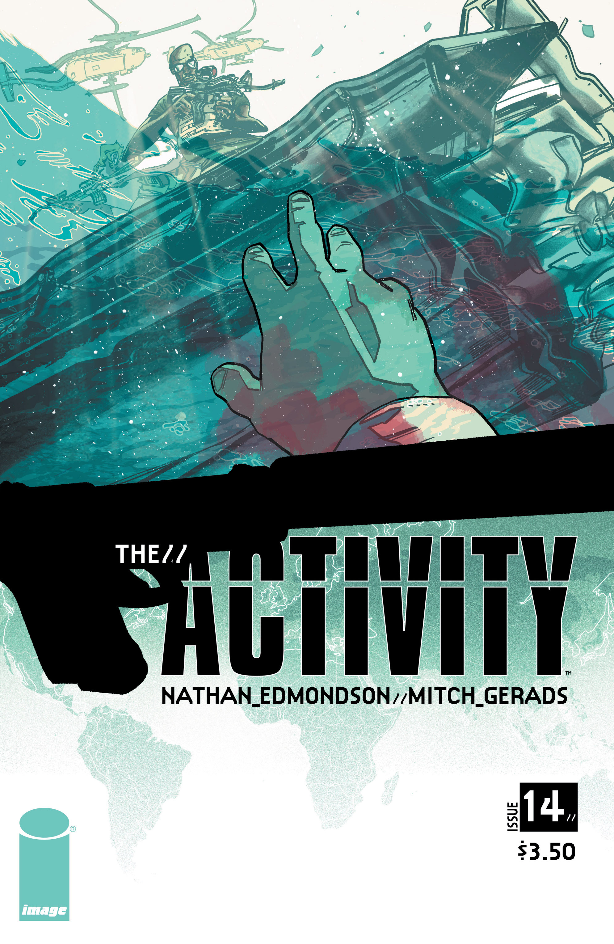 Read online The Activity comic -  Issue #14 - 1