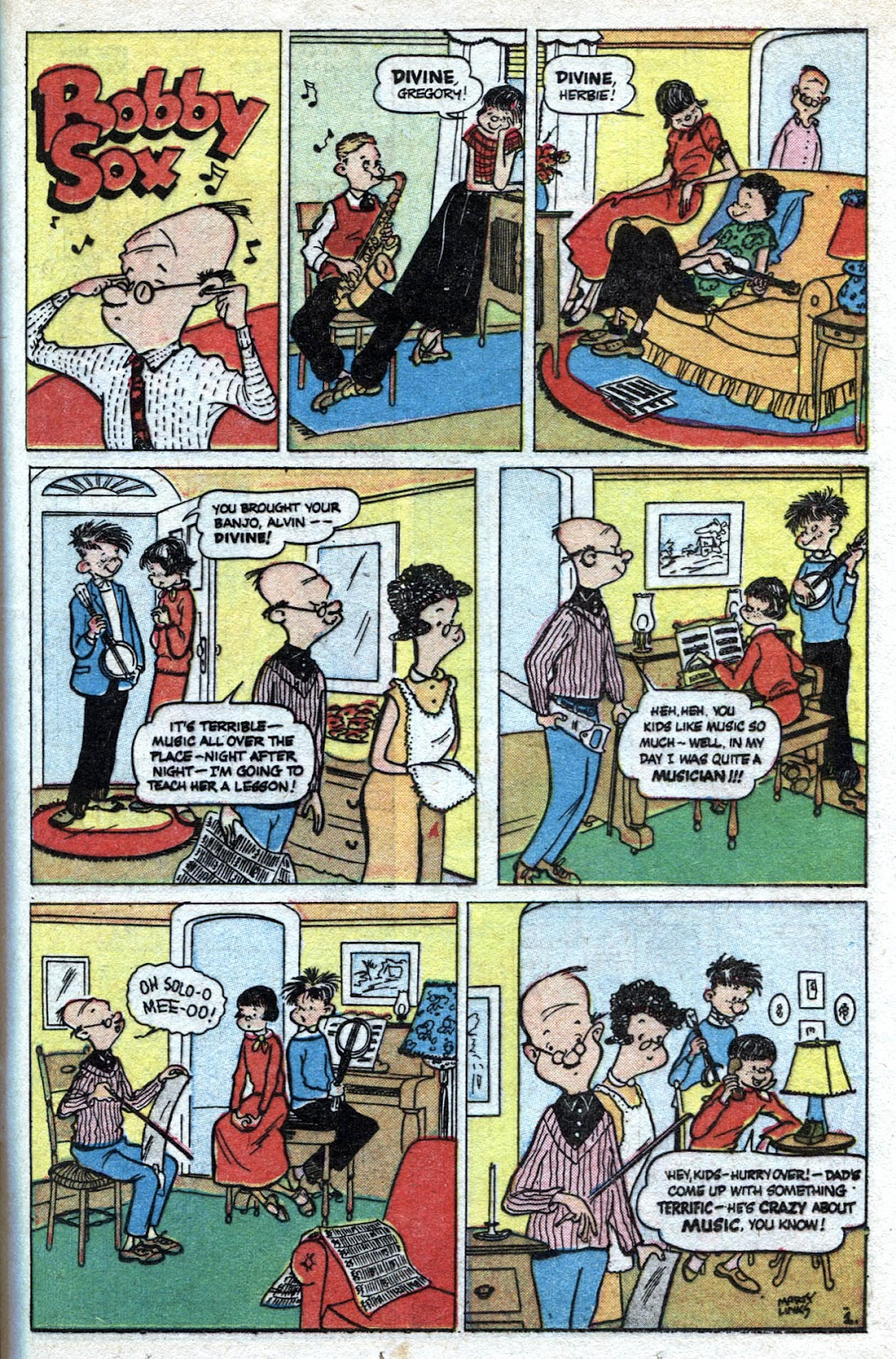 Read online Famous Funnies comic -  Issue #193 - 21