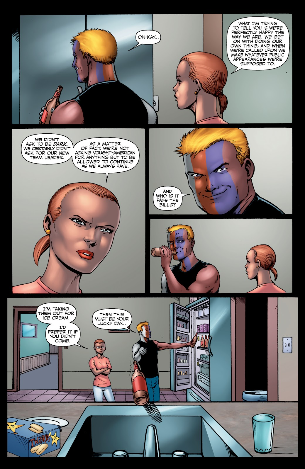 Read online The Boys Omnibus comic -  Issue # TPB 4 (Part 1) - 67