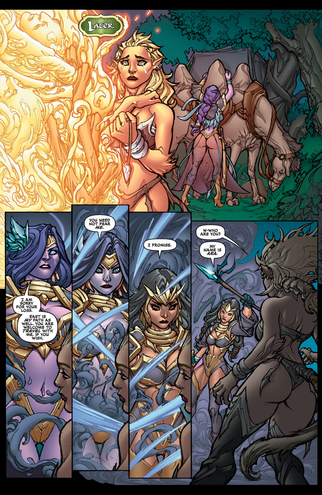 Read online Jirni comic -  Issue #1 - 10