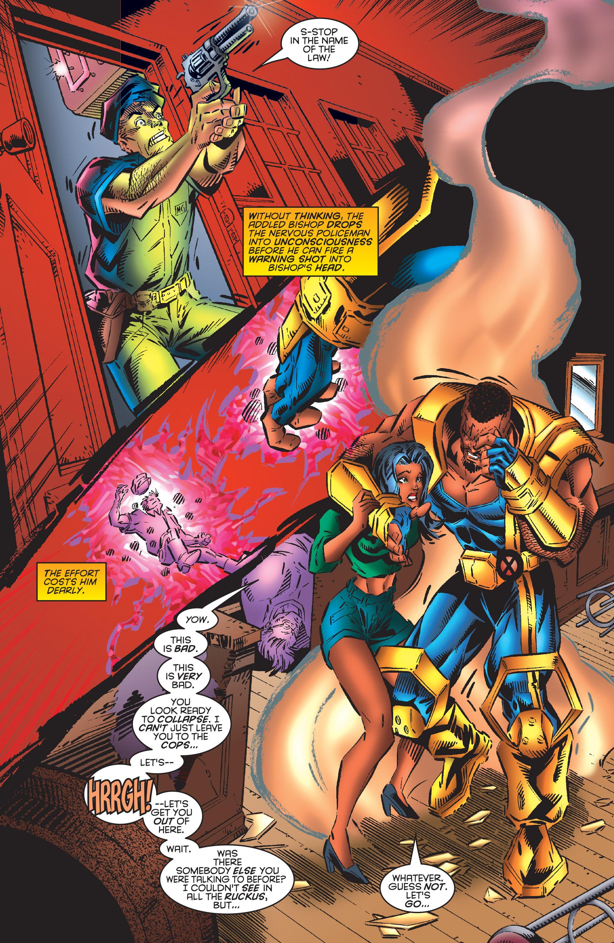X-Men (1991) 49 Page 6
