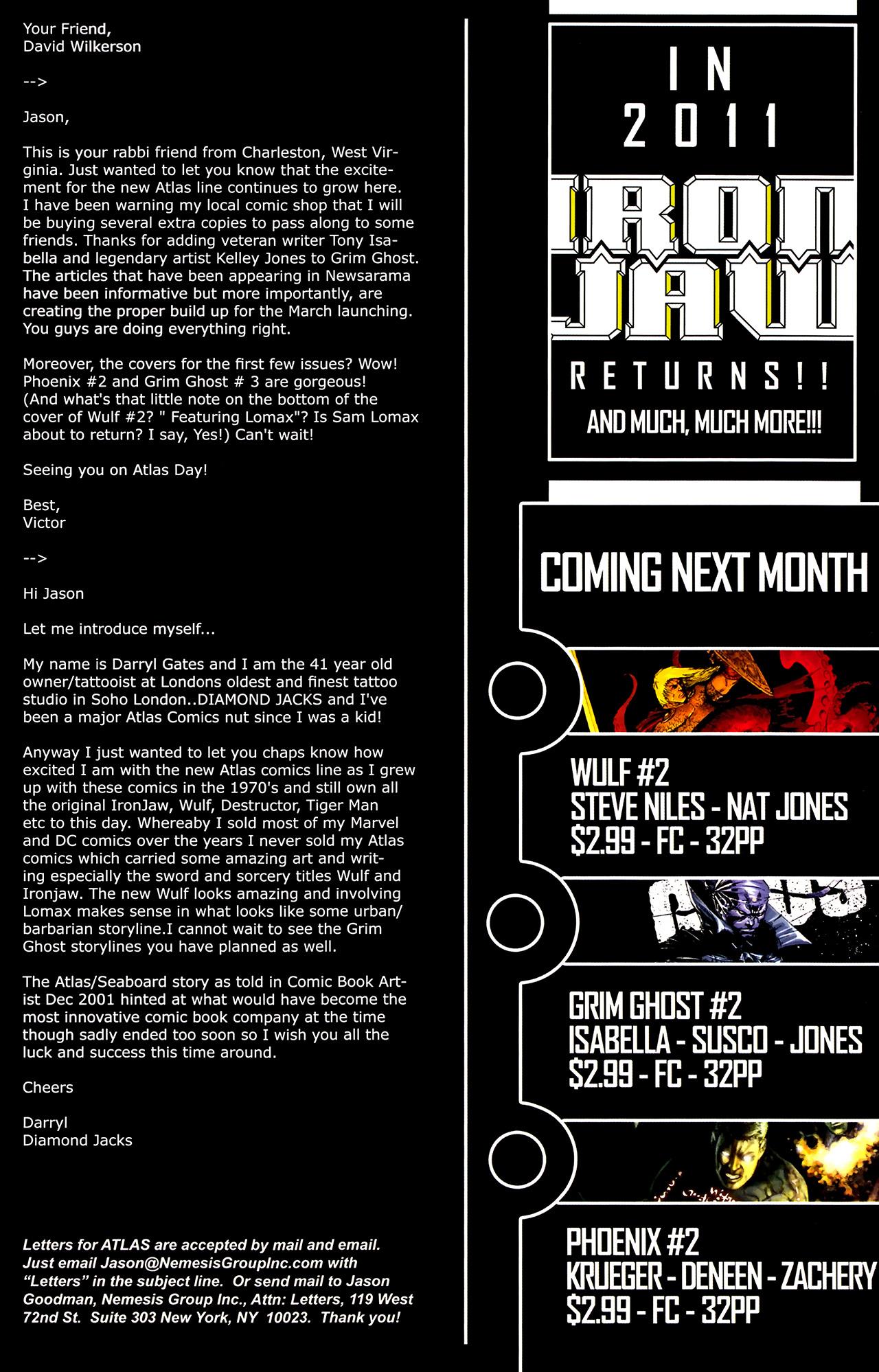 Read online Phoenix comic -  Issue #1 - 27