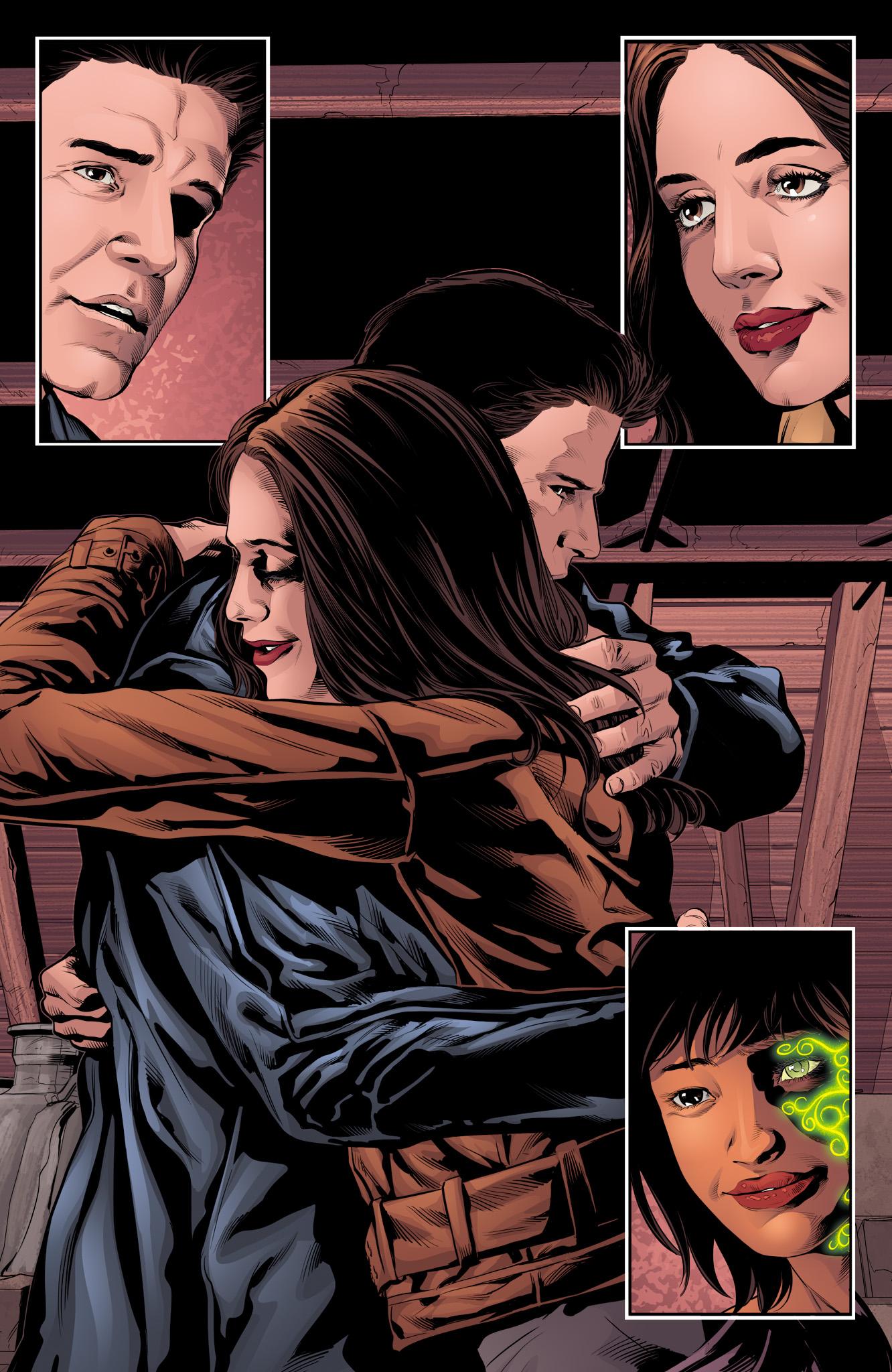 Read online Angel & Faith Season 10 comic -  Issue #11 - 23