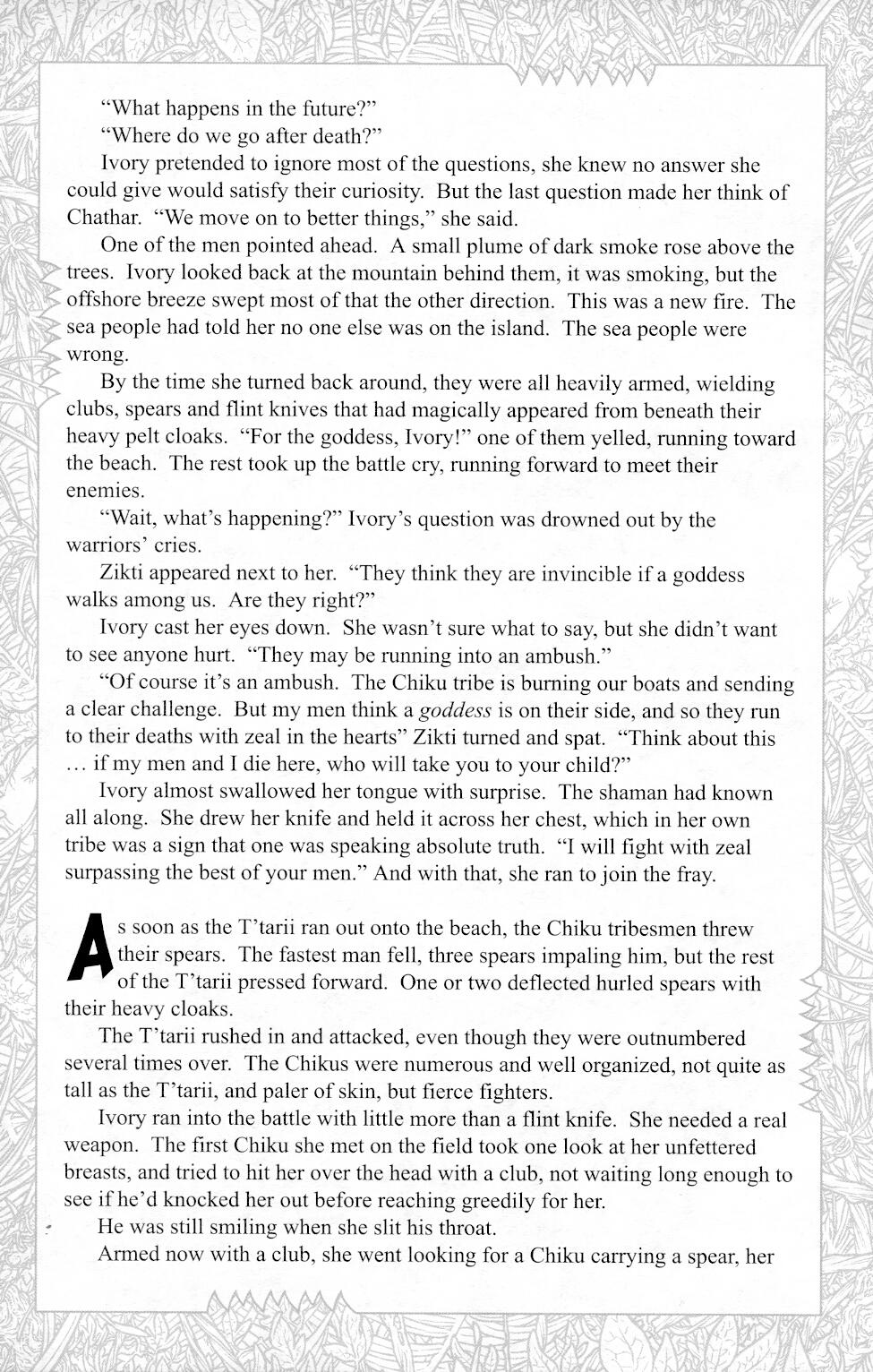 Read online Jungle Fantasy (2002) comic -  Issue #4 - 26