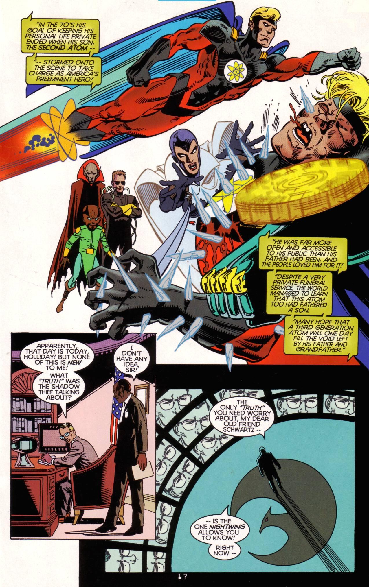 Read online Tangent Comics/ The Atom comic -  Issue # Full - 18