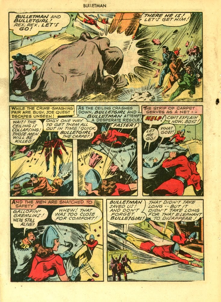 Bulletman issue 16 - Page 17