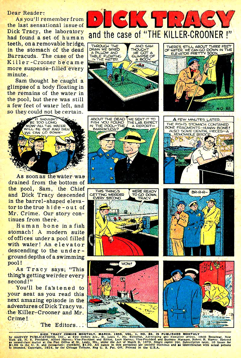 Dick Tracy (1950) 85 Page 2