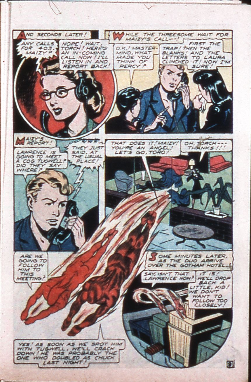 Marvel Mystery Comics (1939) issue 64 - Page 11