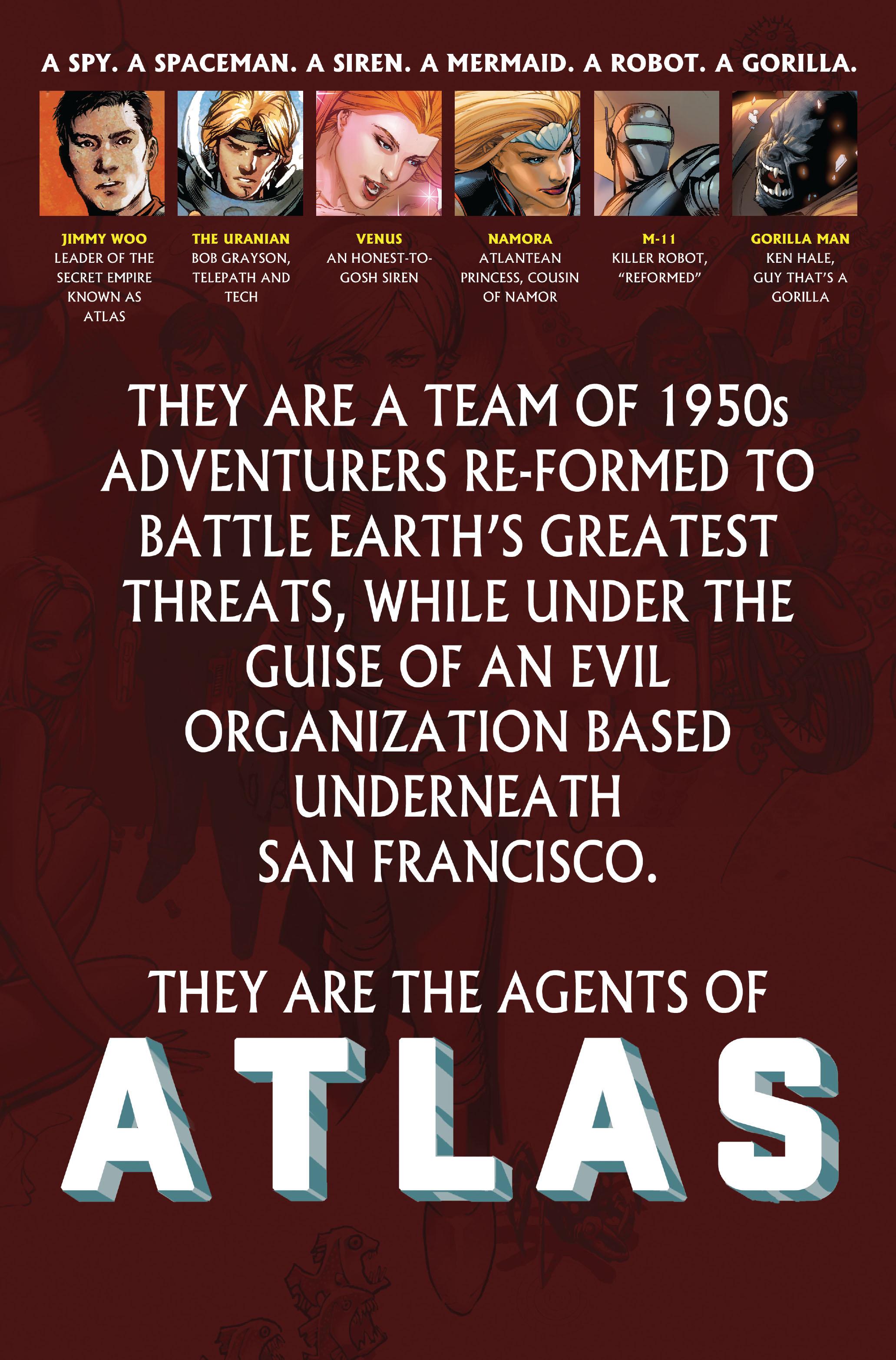 Read online Atlas comic -  Issue #Atlas _TPB - 52
