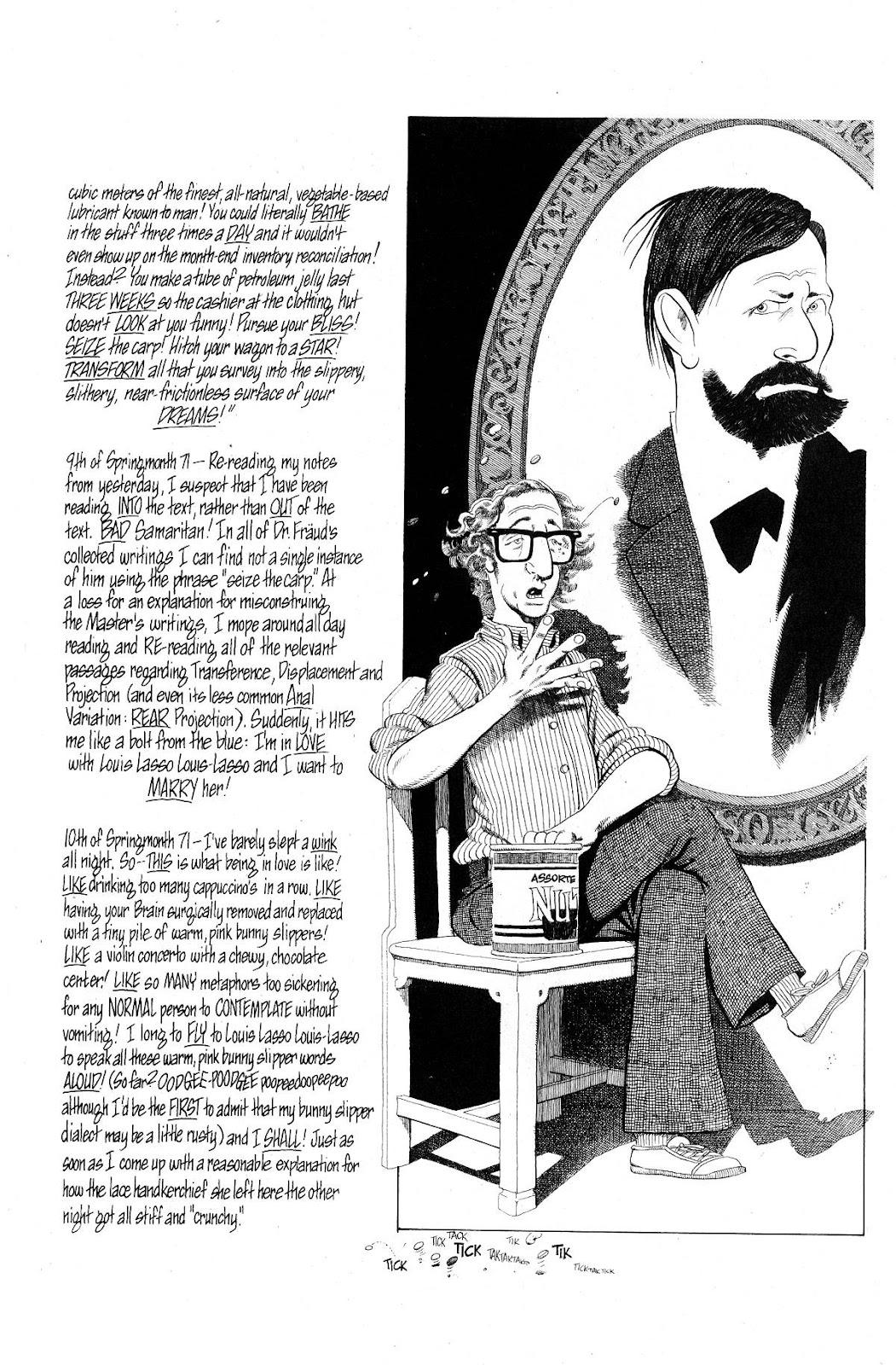 Cerebus Issue #281 #280 - English 21