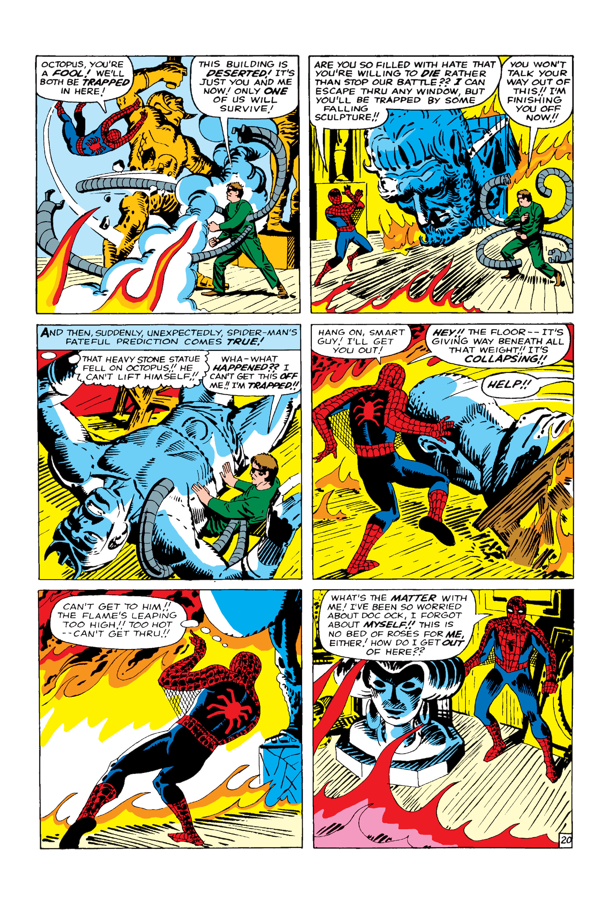 The Amazing Spider-Man (1963) 12 Page 20