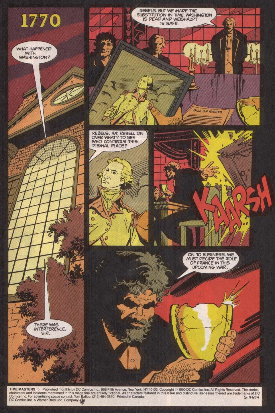 Time Masters issue 5 - Page 3