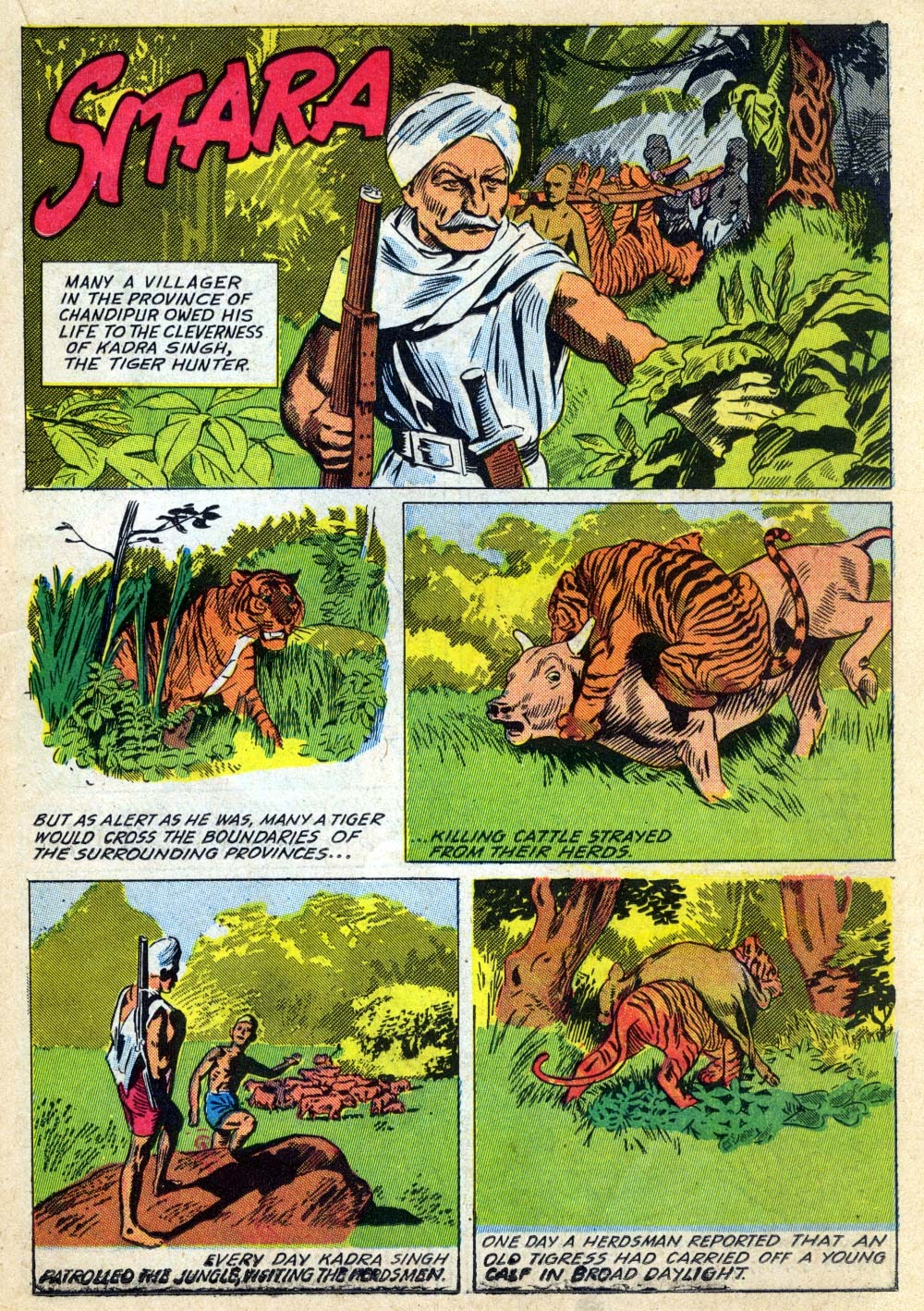 Read online Animal Comics comic -  Issue #22 - 33