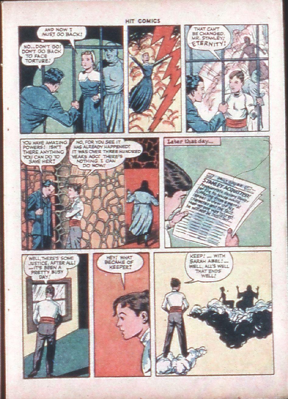 Read online Hit Comics comic -  Issue #36 - 17