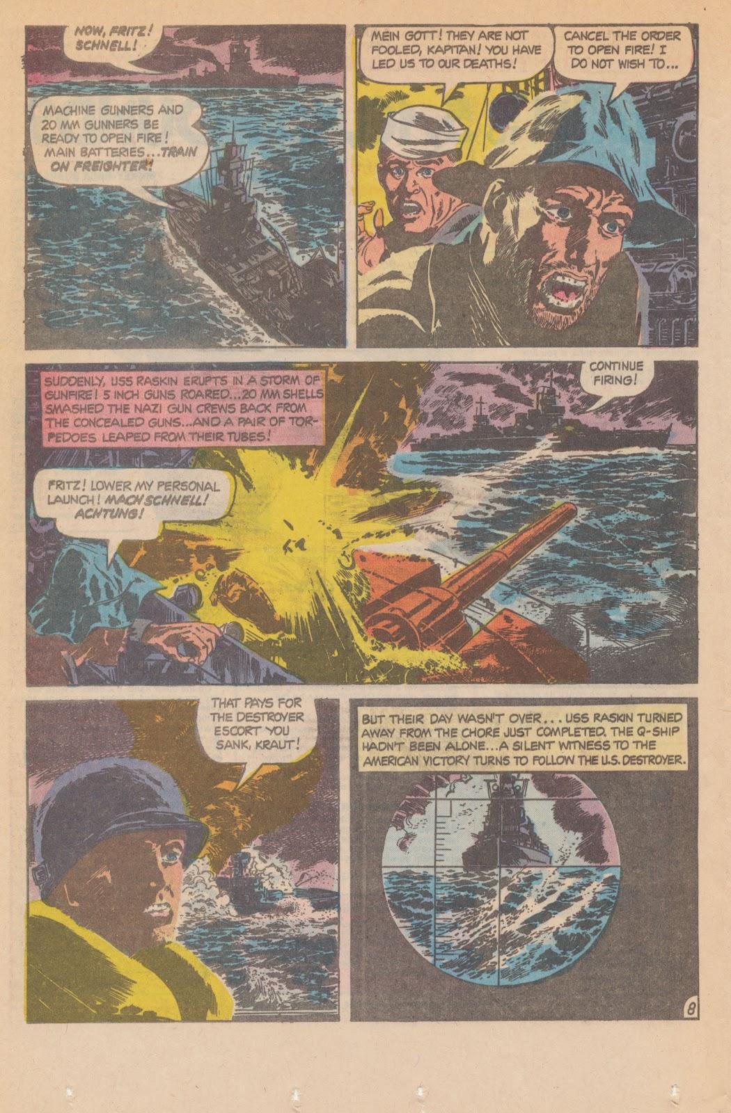 Read online Fightin' Navy comic -  Issue #133 - 24